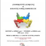 """Rete """"Scuole in crescita"""": cooperative learning e didattica per competenze – Secondo Incontro"""
