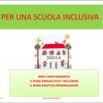 Corso di formazione F.I.S.M.: Per una scuola inclusiva