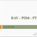 Corso di formazione F.I.S.M.: RAV – PDM – PTOF