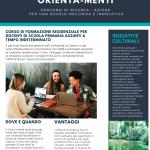 """Progetto percorso formativo """"Orienta-Menti  -percorsi di Ricerca-Azione (INPS e Università di Cassino]"""