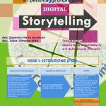Cyber-telling: la scenografia e i personaggi unplugged
