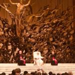 Con Papa Francesco per lo sport  e il calcio