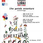 """Torna """"IL MAGGIO DEI LIBRI"""" Edizione 2019"""
