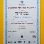 """Concorso nazionale: """"DIVERSAMENTE  UGUALI"""" –  premiata la classe 2A della Primaria """"Collodi"""""""