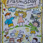 From October 11: Have a nice Erasmusday! Multicultural cafe