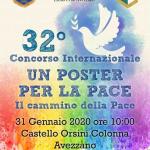"""Concorso: """"Un poster per la pace"""" – Tre alunne della Marini premiate"""