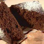 """Una buonissima torta al cioccolato dalla 1D """"Marini"""""""