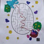 La Pasqua e i lavori dei bambini (Scuola dell'infanzia)