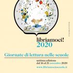 """Torna """"LIBRIAMOCI"""", giornate di lettura nelle scuole (16-21 Novembre 2020)"""