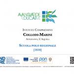 """L'I.C. """"Collodi-Marini"""" è Scuola Polo Regionale per INDIRE – Avanguardie Educative"""